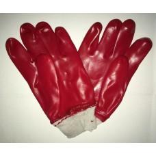 Перчатки МБС с нитрил. обливом на хлопк. основе *12*120